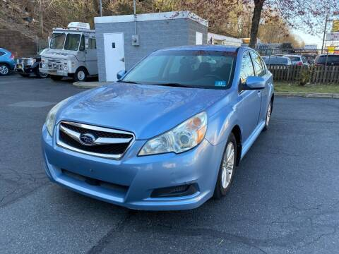 2011 Subaru Legacy for sale at Exotic Automotive Group in Jersey City NJ