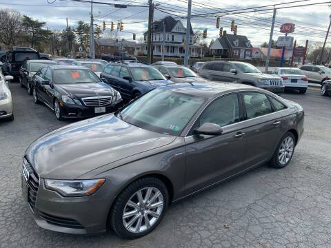 2014 Audi A6 for sale at Masic Motors, Inc. in Harrisburg PA