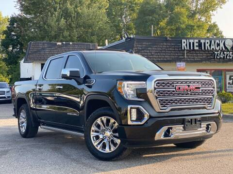2019 GMC Sierra 1500 for sale at Rite Track Auto Sales in Canton MI