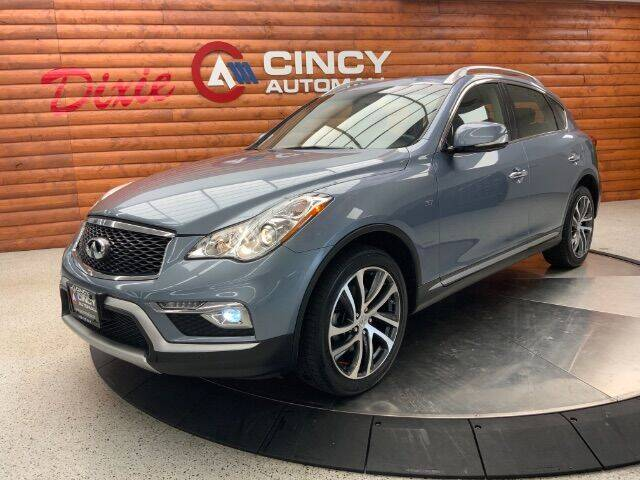 2017 Infiniti QX50 for sale in Fairfield, OH