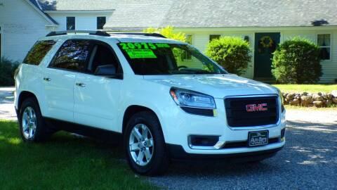 2015 GMC Acadia for sale at The Auto Barn in Berwick ME