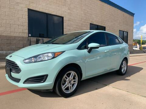 2019 Ford Fiesta for sale at Dream Lane Motors in Euless TX
