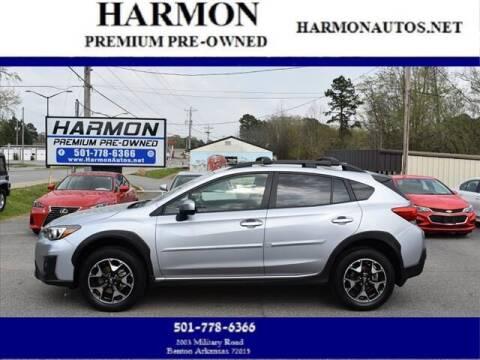 2019 Subaru Crosstrek for sale at Harmon Premium Pre-Owned in Benton AR