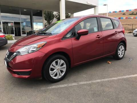 2018 Nissan Versa Note for sale at Autos Wholesale in Hayward CA