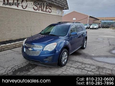 2010 Chevrolet Equinox for sale at Harvey Auto Sales, LLC. in Flint MI