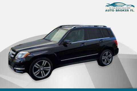 2015 Mercedes-Benz GLK for sale at INTERNATIONAL AUTO BROKERS INC in Hollywood FL
