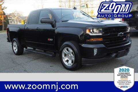 2017 Chevrolet Silverado 1500 for sale at Zoom Auto Group in Parsippany NJ