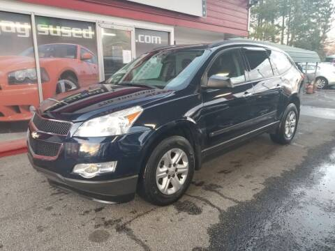 2010 Chevrolet Traverse for sale at Jays Used Car LLC in Tucker GA