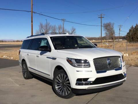 2021 Lincoln Navigator L for sale at Rocky Mountain Commercial Trucks in Casper WY