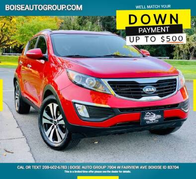 2011 Kia Sportage for sale at Boise Auto Group in Boise ID