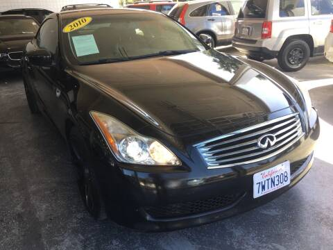 2010 Infiniti G37 Convertible for sale at Sac River Auto in Davis CA
