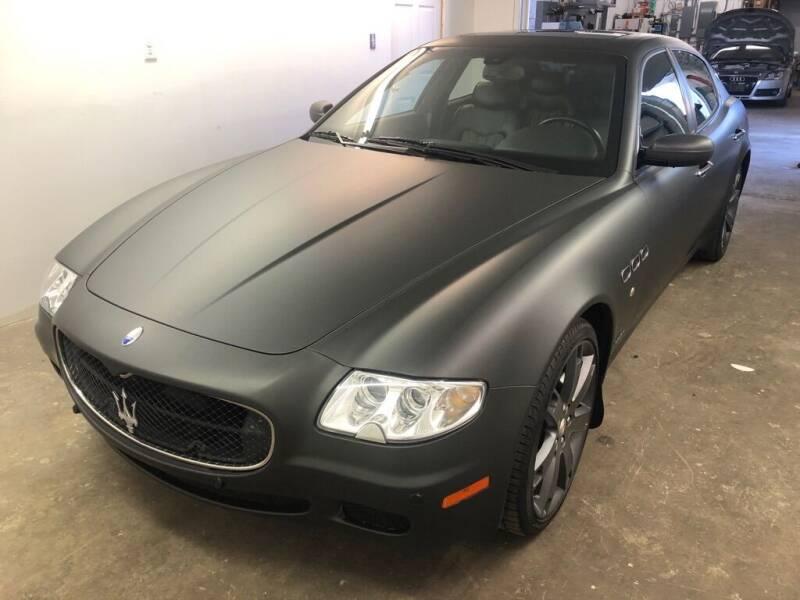 2007 Maserati Quattroporte for sale at MR Auto Sales Inc. in Eastlake OH