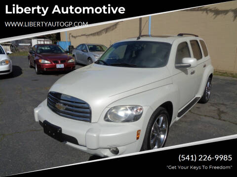 2007 Chevrolet HHR for sale at Liberty Automotive in Grants Pass OR