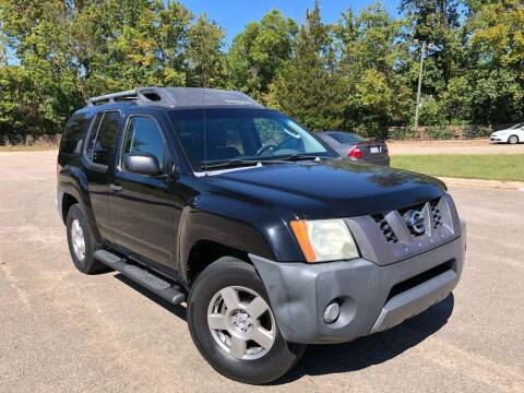 2007 Nissan Xterra for sale at The Auto Depot in Raleigh NC