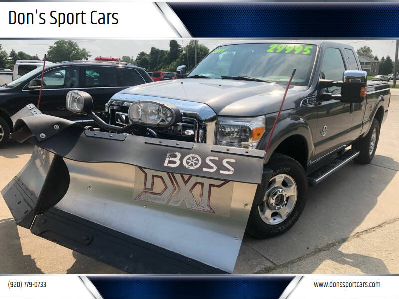2011 Ford F-250 Super Duty for sale at Don's Sport Cars in Hortonville WI