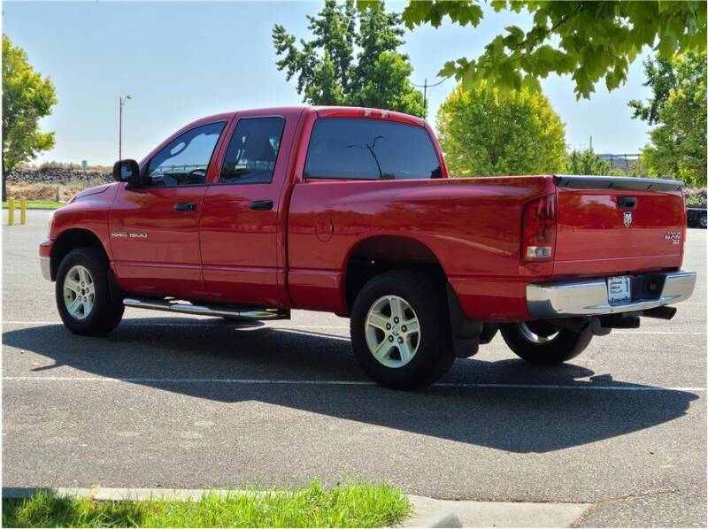 2006 Dodge Ram Pickup 1500 for sale at Elite 1 Auto Sales in Kennewick WA
