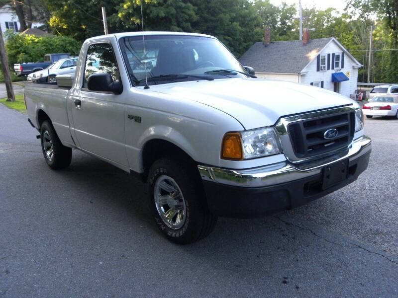 2004 Ford Ranger for sale at STURBRIDGE CAR SERVICE CO in Sturbridge MA