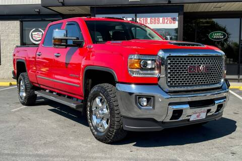 2018 GMC Sierra 2500HD for sale at Michael's Auto Plaza Latham in Latham NY