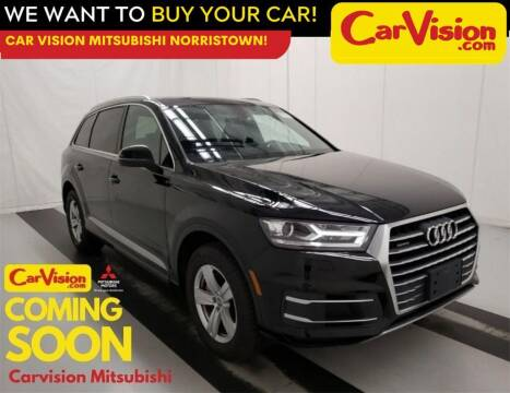 2017 Audi Q7 for sale at Car Vision Mitsubishi Norristown in Norristown PA