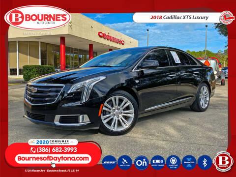 2018 Cadillac XTS for sale at Bourne's Auto Center in Daytona Beach FL