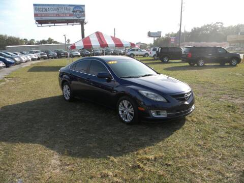 2010 Mazda MAZDA6 for sale at Perez & Associates Auto Inc in Kissimmee FL