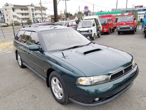 1993 Subaru Legacy GT Twin Turbo AWD for sale at JDM Car & Motorcycle LLC in Seattle WA