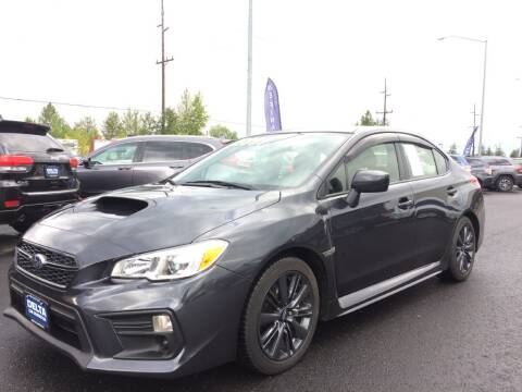 2019 Subaru WRX for sale at Delta Car Connection LLC in Anchorage AK