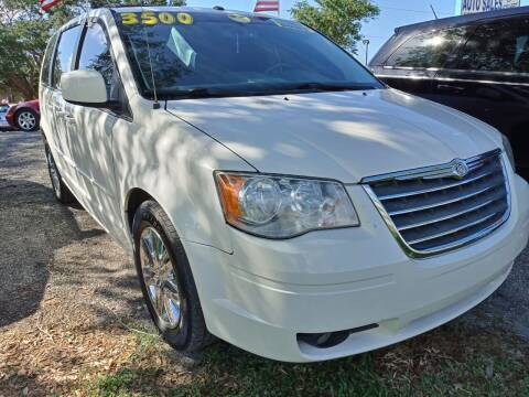 2008 Chrysler Town and Country for sale at AFFORDABLE AUTO SALES OF STUART in Stuart FL