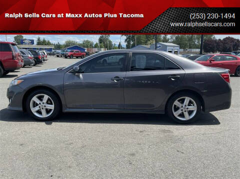 2014 Toyota Camry for sale at Ralph Sells Cars at Maxx Autos Plus Tacoma in Tacoma WA
