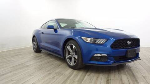 2017 Ford Mustang for sale at TRAVERS GMT AUTO SALES - Traver GMT Auto Sales West in O Fallon MO