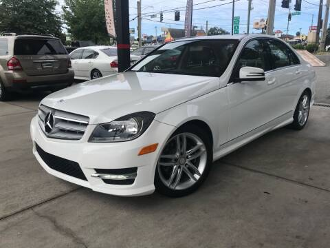 2013 Mercedes-Benz C-Class for sale at Michael's Imports in Tallahassee FL