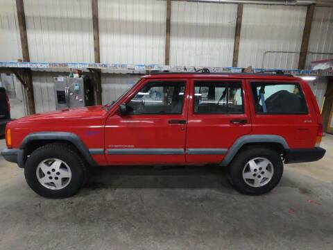 1998 Jeep Cherokee for sale at Alpha Auto in Toronto SD