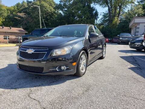 2011 Chevrolet Cruze for sale at Mack's Auto Sales in Forest Park GA