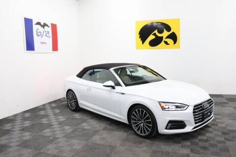 2018 Audi A5 for sale at Carousel Auto Group in Iowa City IA
