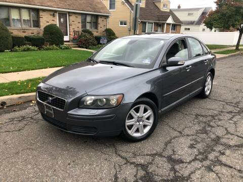 2007 Volvo S40 for sale at Giordano Auto Sales in Hasbrouck Heights NJ