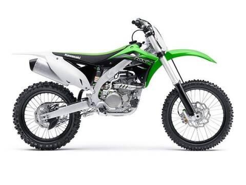 2015 Kawasaki KX™450F