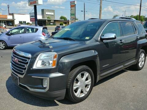 2017 GMC Terrain for sale at Regional Auto Sales in Madison Heights VA