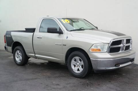 2010 Dodge Ram Pickup 1500 for sale at Prado Auto Sales in Miami FL