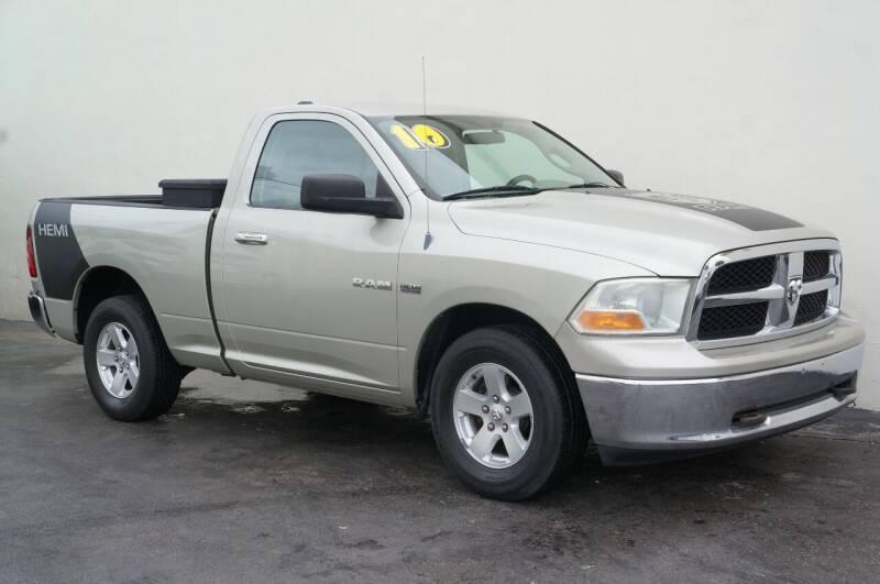 2010 Dodge Ram Pickup 1500 for sale at Prado Auto Sales in Miami FL