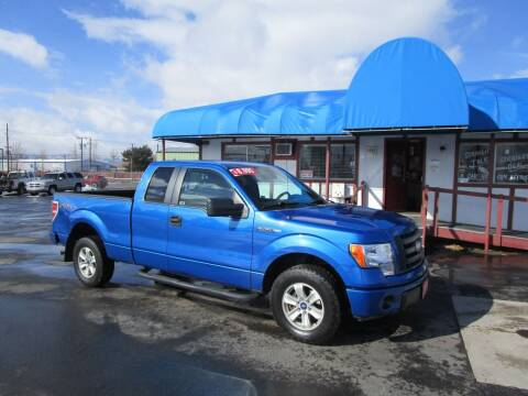 2009 Ford F-150 for sale at Jim's Cars by Priced-Rite Auto Sales in Missoula MT