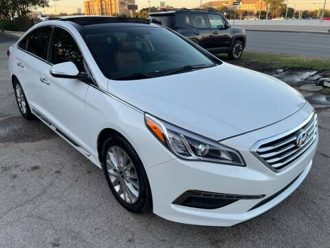 2015 Hyundai Sonata for sale at Austin Direct Auto Sales in Austin TX