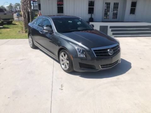 2014 Cadillac ATS for sale at Empire Automotive Group Inc. in Orlando FL
