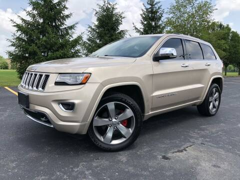 2014 Jeep Grand Cherokee for sale at Car Stars in Elmhurst IL