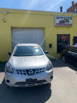 2015 Nissan Rogue Select for sale at Hartford Auto Center in Hartford CT