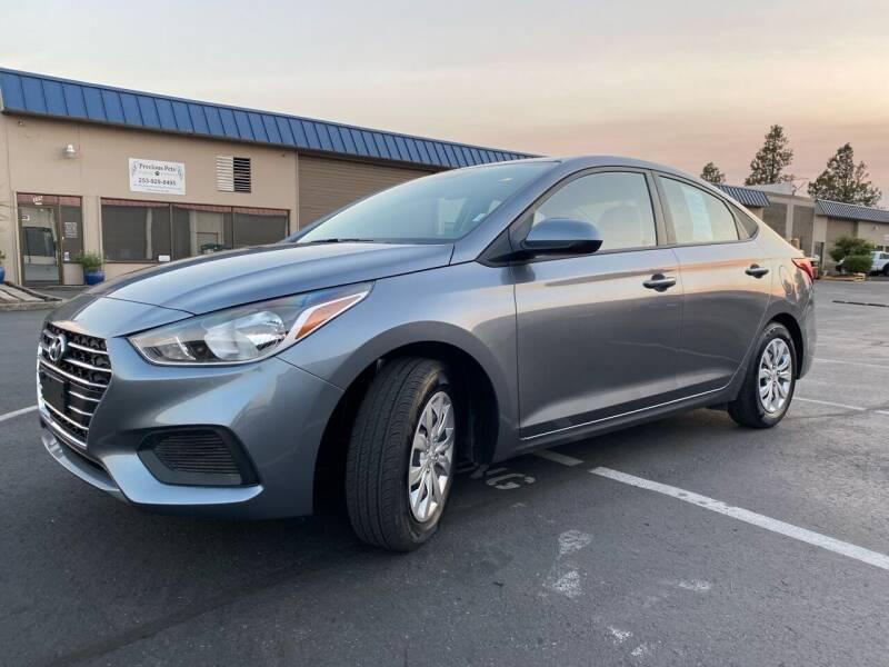 2019 Hyundai Accent for sale at Exelon Auto Sales in Auburn WA