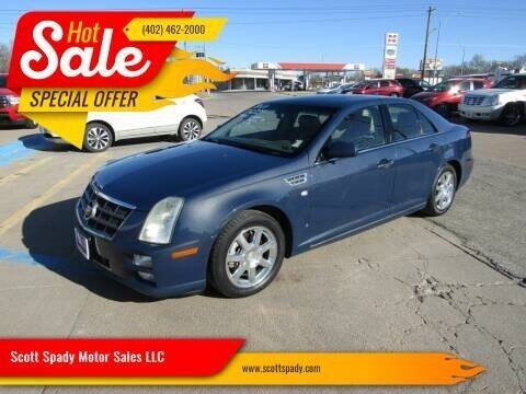 2009 Cadillac STS for sale at Scott Spady Motor Sales LLC in Hastings NE