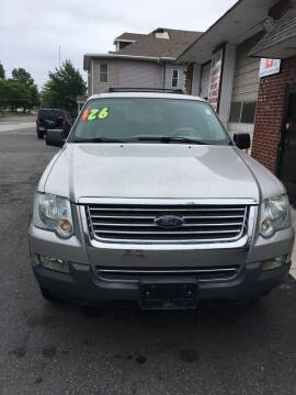 2006 Ford Explorer for sale at USA Motors in Revere MA