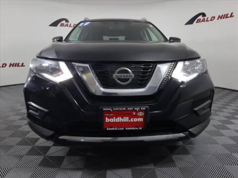 2017 Nissan Rogue for sale at Bald Hill Kia in Warwick RI