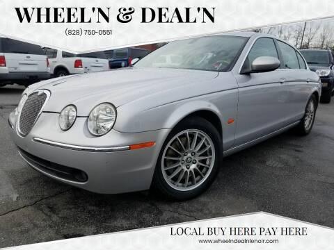 2006 Jaguar S-Type for sale at Wheel'n & Deal'n in Lenoir NC