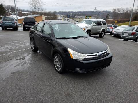 2009 Ford Focus for sale at DISCOUNT AUTO SALES in Johnson City TN